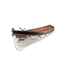 """1:35 Спасителна лодка на кораба """"Титаник"""" (RMS Titanic's Lifeboat) - Модел на лодка от дърво"""
