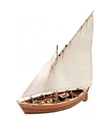 1:20 Провансaлска (La Provencale) - Модел на лодка от дърво