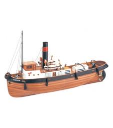 "1:50 Параход ""Сансон"" (Steamer Sanson) - Модел на кораб от дърво"