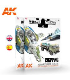 AK4903 WORN ART COLLECTION 02 – CHIPPING (на английски език)