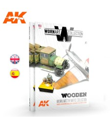 AK4901 WORN ART COLLECTION 01 – WOODEN (EN)