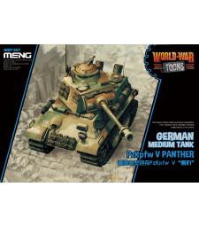 Германски танк PzKpfw V Panther