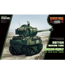 Американски танк Sherman-Firefly