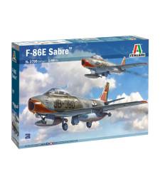 """1:48 Американски изтребител F-86E """"SABRE"""""""