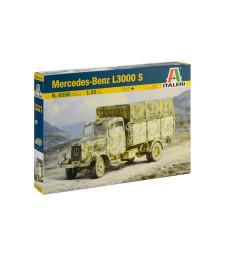 1:35 Германски военен камион MERCEDES L3000
