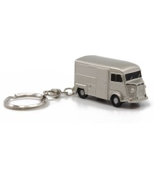 KEY CHAIN CITROEN TYPE HY GREY