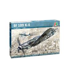 1:48 Германски изтребител MESSERSCHMITT Bf-109 K4