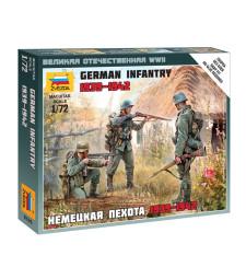 1:72 Германска пехота, източен фронт 1941 – сглобка без лепило -10 фигури