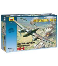 1:48 Съветски бомбардировач Petlyakov Pe-2