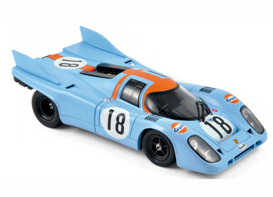 Porsche 917K 24h du Mans 1971 Training - Oliver/Siffert/Bell