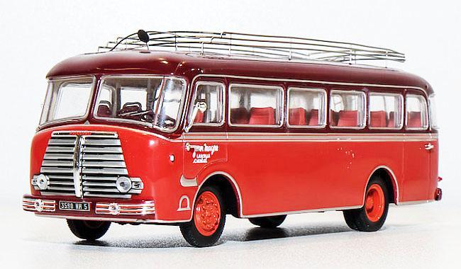 521200 Panhard Bus K 173 1949