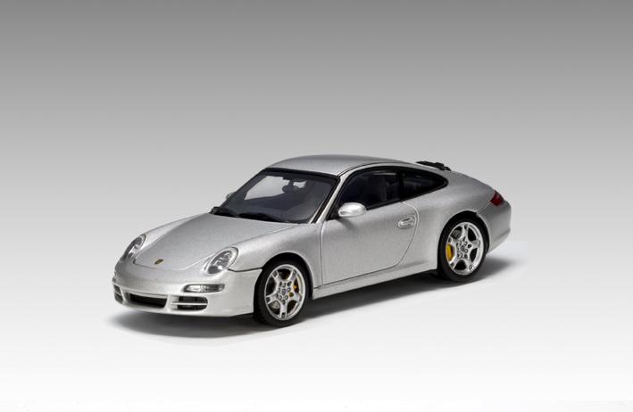 PORSCHE 911 (997) CARRERA S (SILVER)