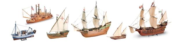 Част 1: Избор на модел на дървен кораб