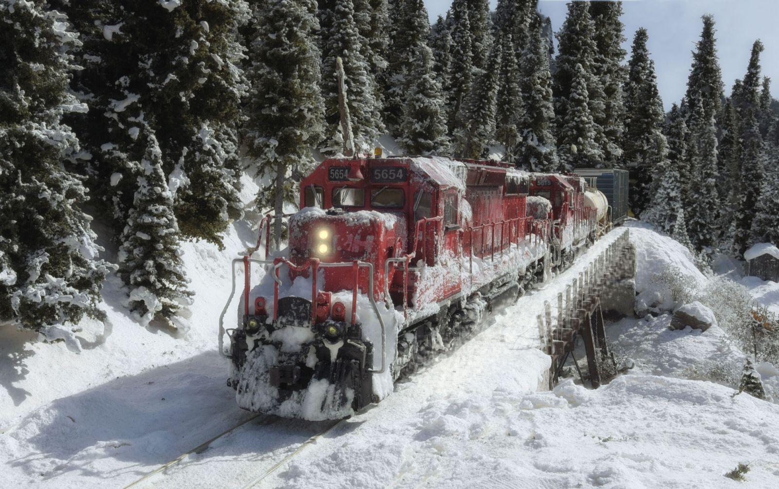 ЖП макет - Зима