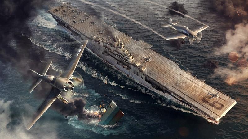Справочник на моделиста: Списък на самолетоносачите от военноморския флот на САЩ