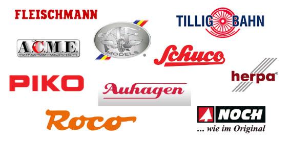 Кратък преглед на основните производители на ЖП модели...