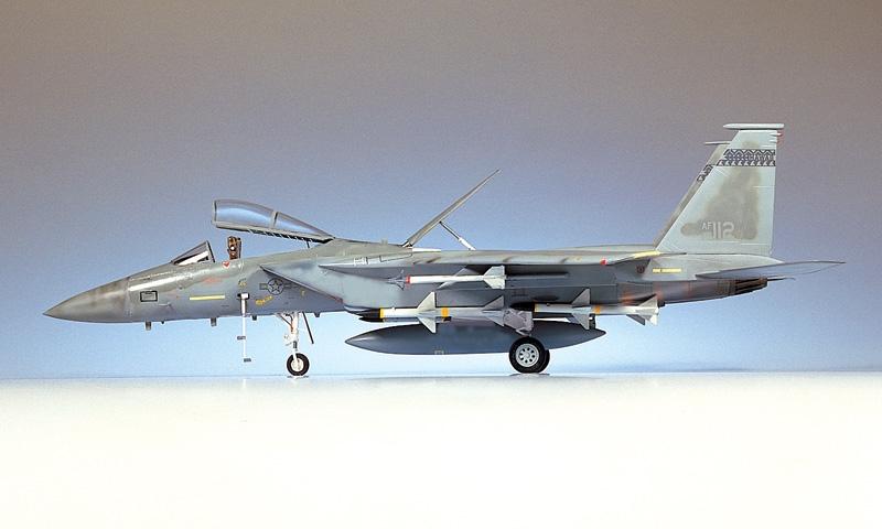 1:48 Изтребител на САЩ F-15 C EAGLE