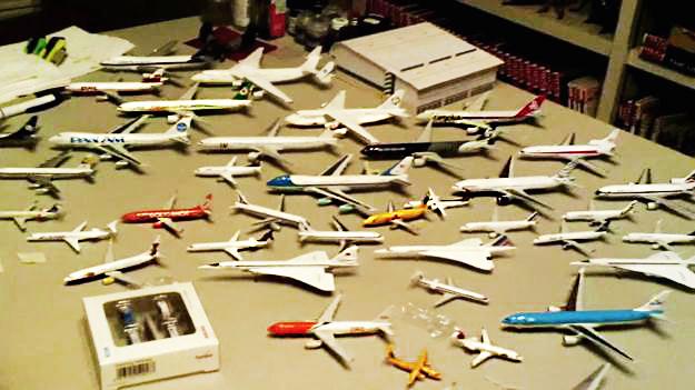 Колекция самолети