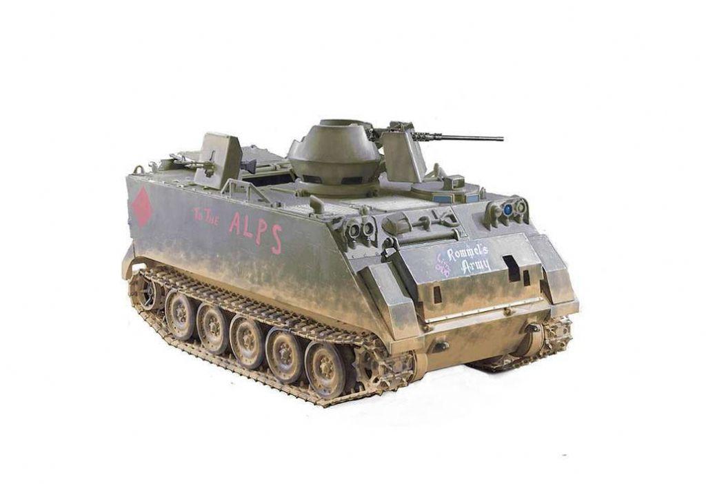 1:35 Американска бронирана машина M113 ACAV