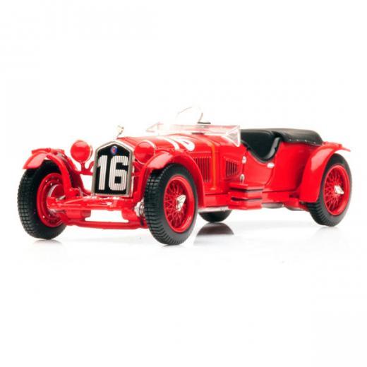 Alfa Romeo 8C - 1st 1931 Le Mans 24 Hours - #16