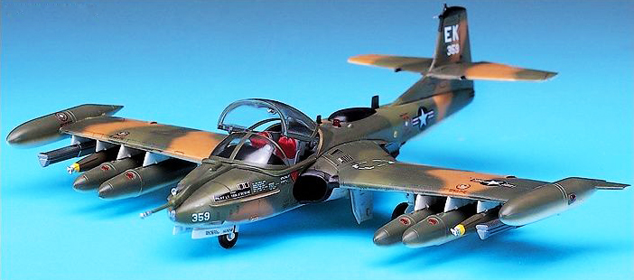1:72 A-37B DRAGON FLY