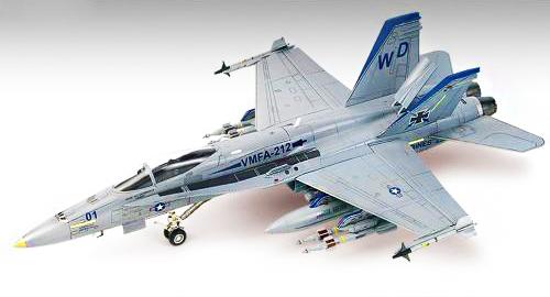 1:72 F:A-18C HORNET